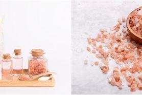 13 Manfaat garam himalaya untuk kecantikan, bisa menghaluskan kulit