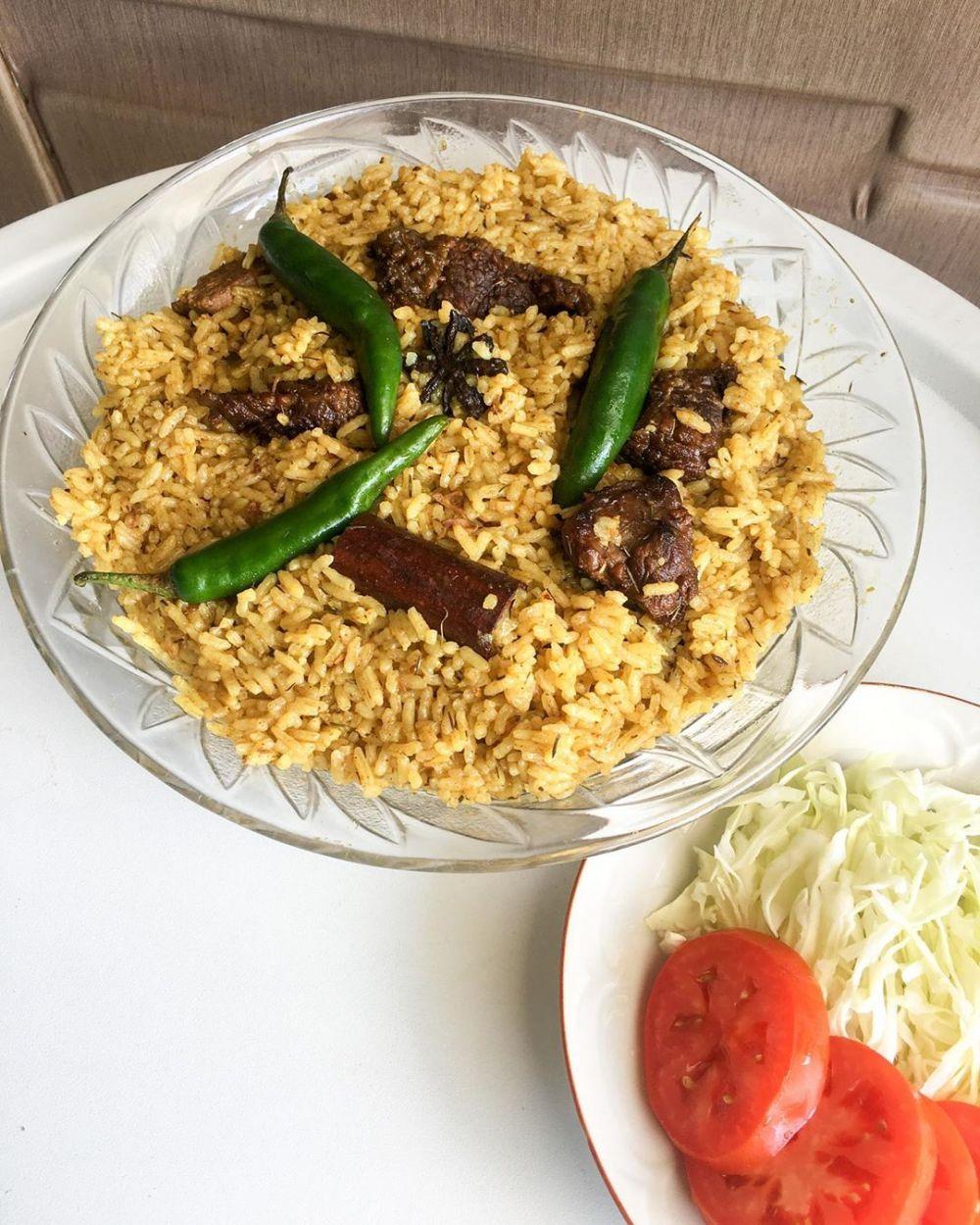 Resep nasi kebuli © 2020 brilio.net
