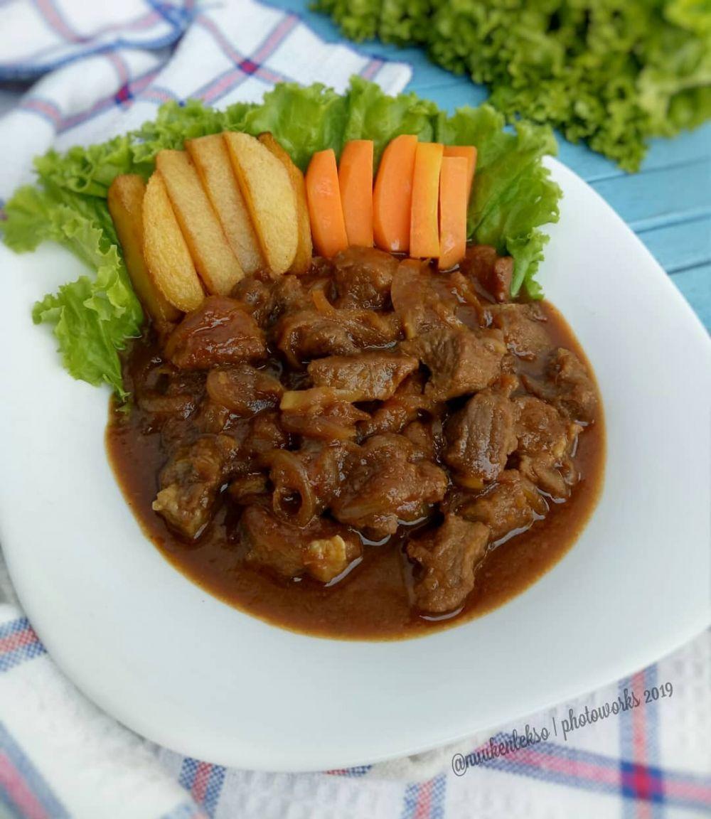 Resep daging tanpa santan © 2020 brilio.net