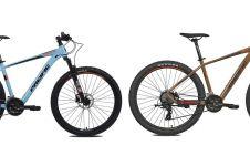 Harga sepeda gunung Pacific Vigilon dan spesifikasi, gesit & andal