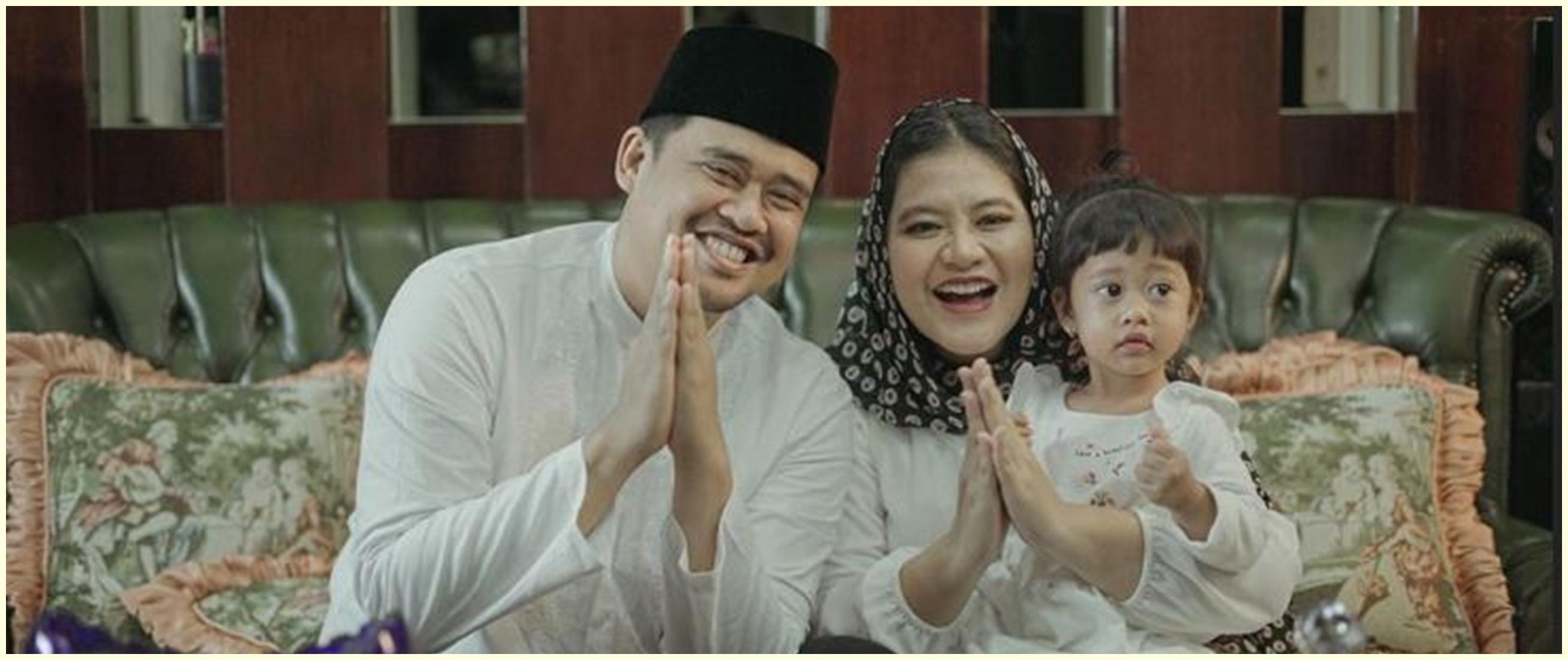 Kahiyang Ayu melahirkan anak kedua, Jokowi dikaruniai cucu keempat