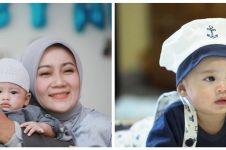 8 Potret gemas Arkana Aidan Misbach, anak angkat Ridwan Kamil