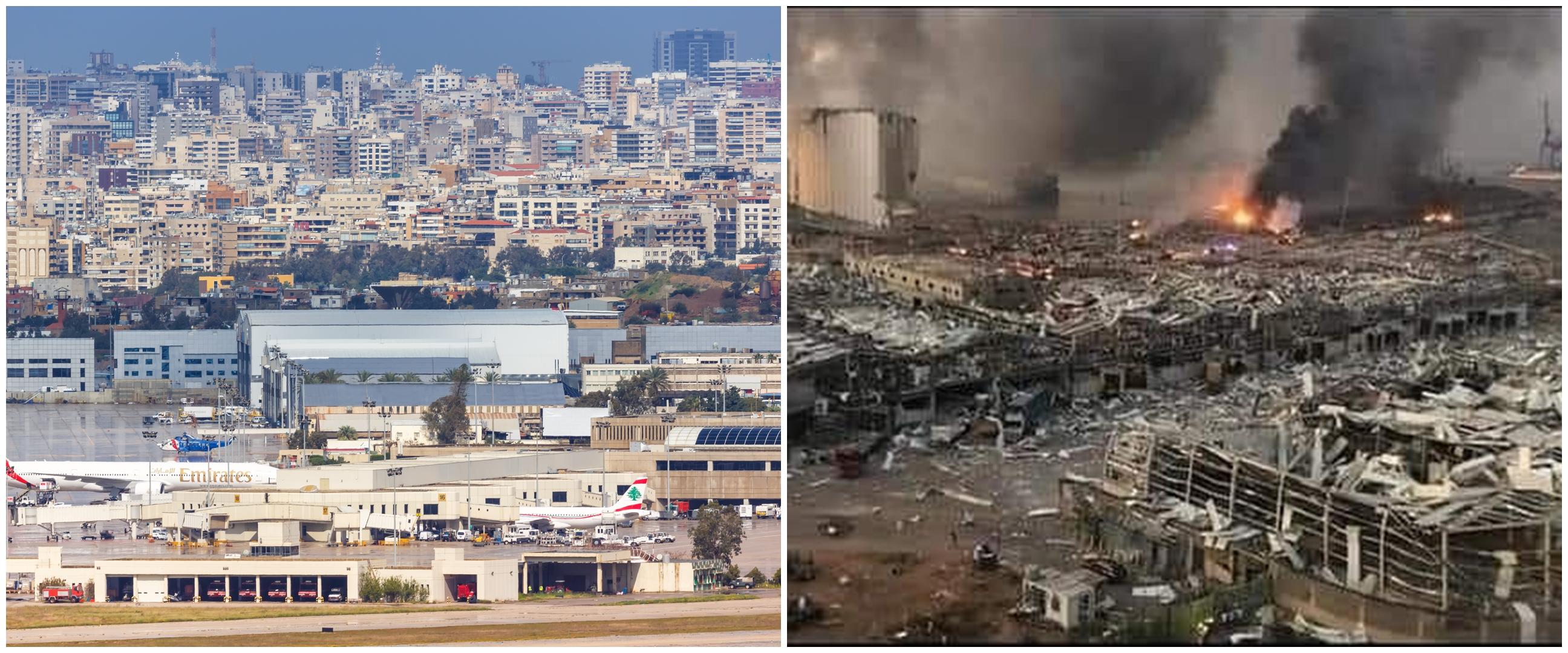 7 Potret keindahan Beirut sebelum ledakan dahsyat