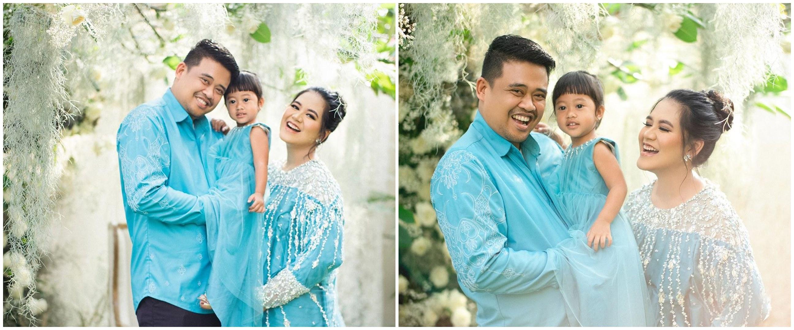 5 Fakta anak kedua Kahiyang Ayu-Bobby Nasution, langsung dapat ASI