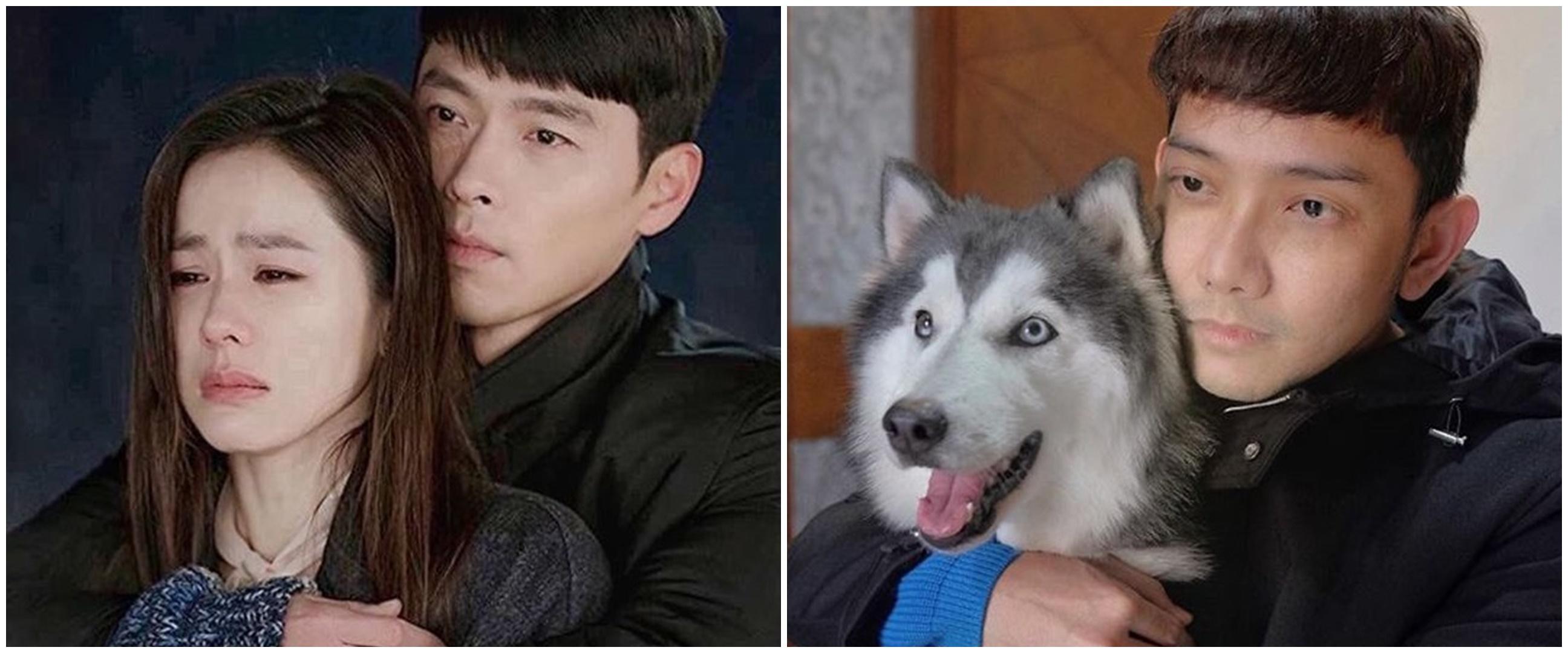 8 Aksi John Martin parodikan adegan drama Korea, bikin tersenyum