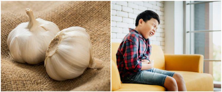 8 Manfaat bawang putih untuk kesehatan anak, jaga sistem pencernaan