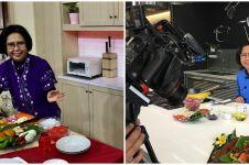 Unggah foto gantung panci, Sisca Soewitomo pensiun dari dunia kuliner?
