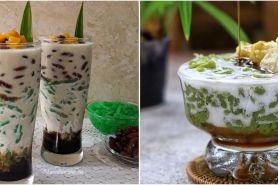 8 Resep es cendol, enak, segar, sederhana, dan mudah dibuat