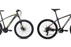 Harga sepeda gunung Pacific di bawah Rp 3 juta dan spesifikasinya