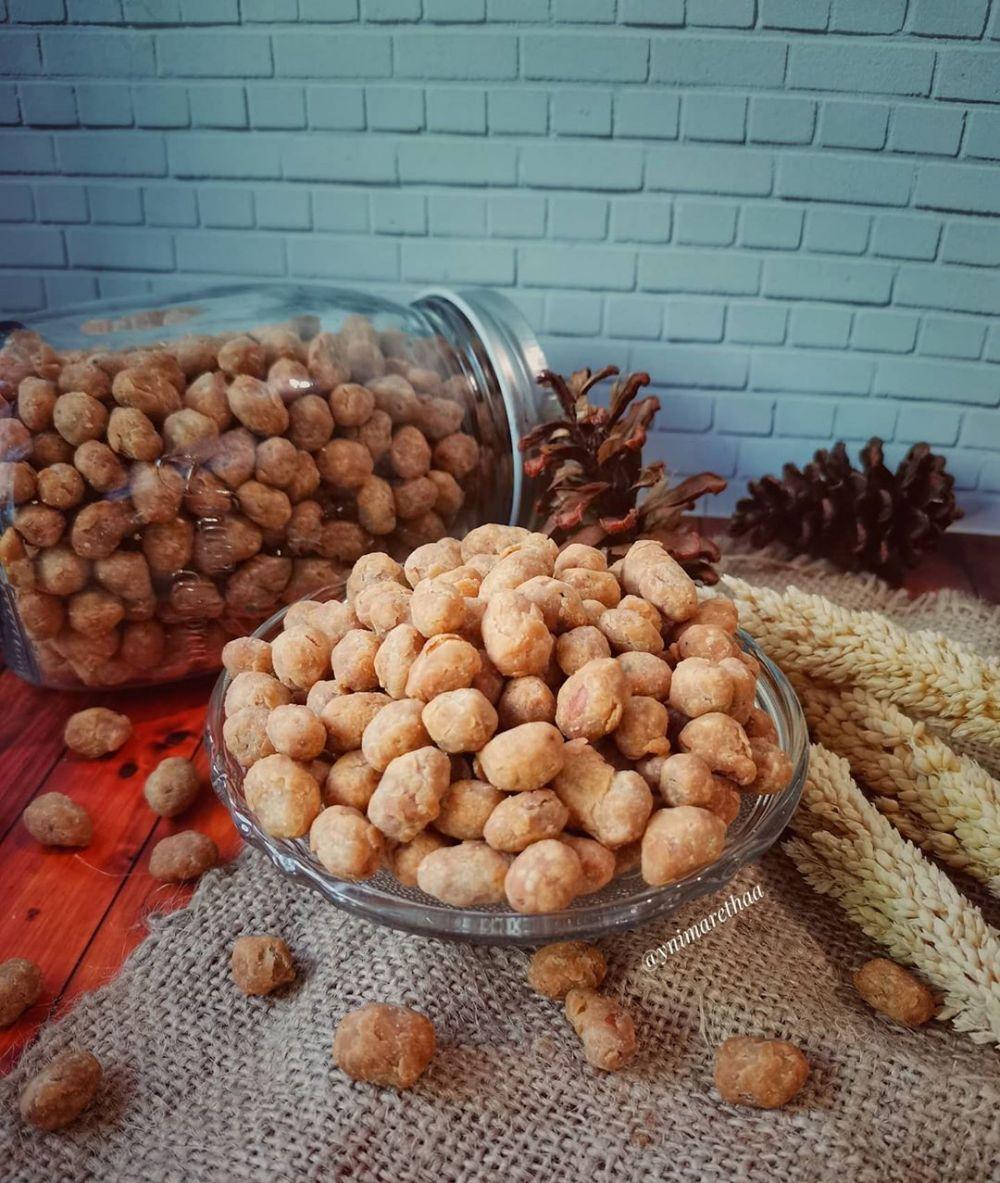 Resep olahan kacang tanah © 2020 brilio.net