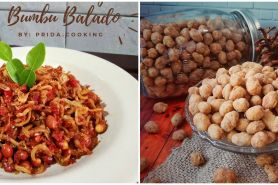 10 Resep olahan kacang tanah, enak, mudah, dan sederhana