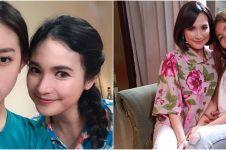 7 Momen kebersamaan Natasha Wilona & Nunu Datau, bak anak kandung