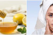 7 Manfaat lemon dan madu untuk kecantikan wajah