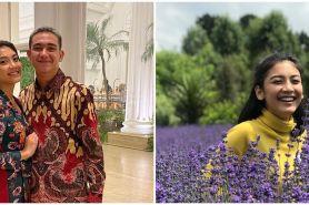 10 Potret Canti Tachril kekasih Adipati Dolken, cantik dan berbakat