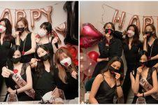 10 Potret reuni SNSD rayakan hari jadi ke-13 sekaligus ultah Tiffany