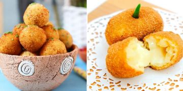 8 Camilan berbahan keju mozarella, enak, gurih, dan simpel