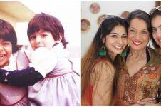 8 Transformasi Kajol dan Tanishaa Mukerji, masa kecilnya bak kembar