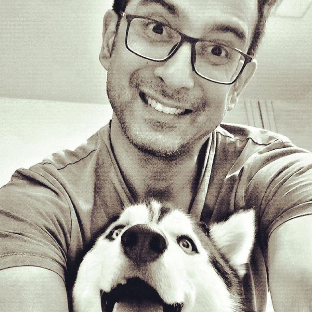 Aktor Bollywood Sameer Sharma Tewas © 2020 Instagram/@samir5d