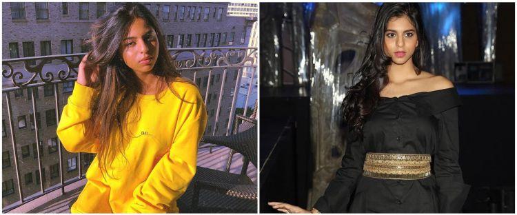 8 Transformasi Suhana Khan, anak Shah Rukh Khan, dewasa makin kece