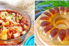15 Resep camilan segar siang hari, enak, sederhana dan mudah dibuat
