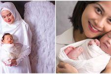 Potret newborn anak 7 seleb bareng sang ibu, kece maksimal