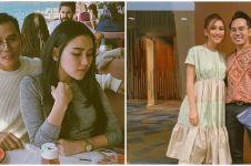 8 Momen kedekatan Ayu Ting Ting dan Krizna Fahrezi, hair stylist-nya