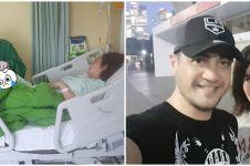 8 Momen Ferry Irawan setia dampingi istri yang kena stroke