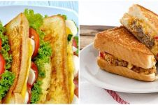 10 Resep kreasi roti untuk sarapan, enak dan mengenyangkan