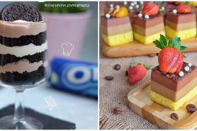 12 Resep puding cokelat, kenyal, enak, sederhana, dan praktis
