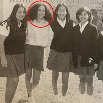 10 Gaya Meghan Markle saat masih SMA, potret gadis gaul © 2018 brilio.net