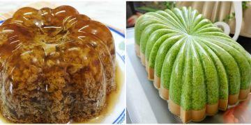 8 Resep puding lumut, mudah, enak, dan cocok jadi camilan keluarga