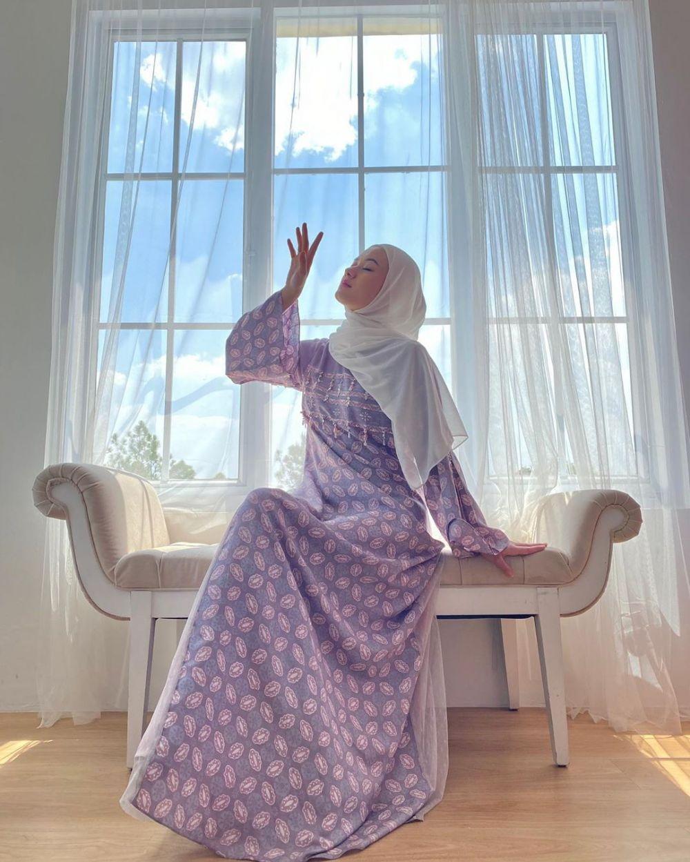 Dinda usai menikah instagram