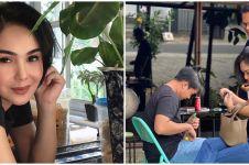 5 Momen Yuni Shara & mantan suami kompak asuh anak, kunjungi psikolog