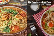 10 Resep mie kuah spesial, enak dan mudah dibuat