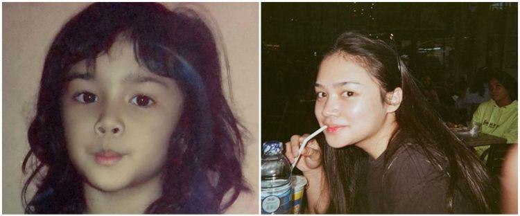 10 Transformasi Tiara Savitri anak Mulan Jameela, cantik sejak kecil