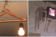 10 Life hack benda digantung ini kreatif tapi bikin kesel lihatnya