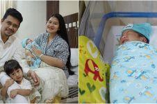 6 Potret putra kedua Kahiyang Ayu-Bobby Nasution, bikin gemas