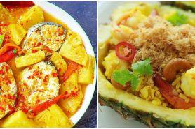8 Resep lauk berbahan nanas, praktis, sehat, dan antibosan