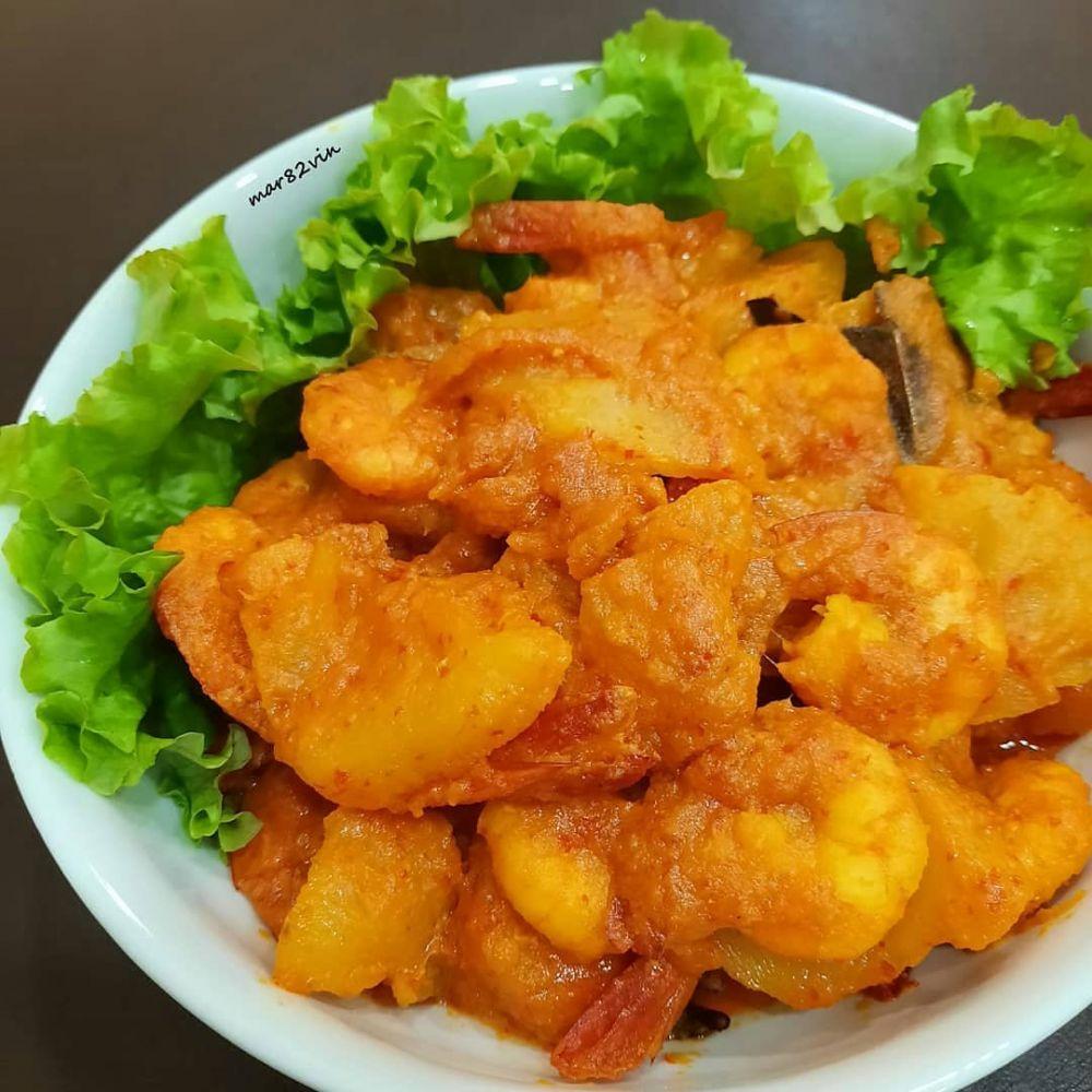 Resep lauk berbahan nanas © 2020 brilio.net