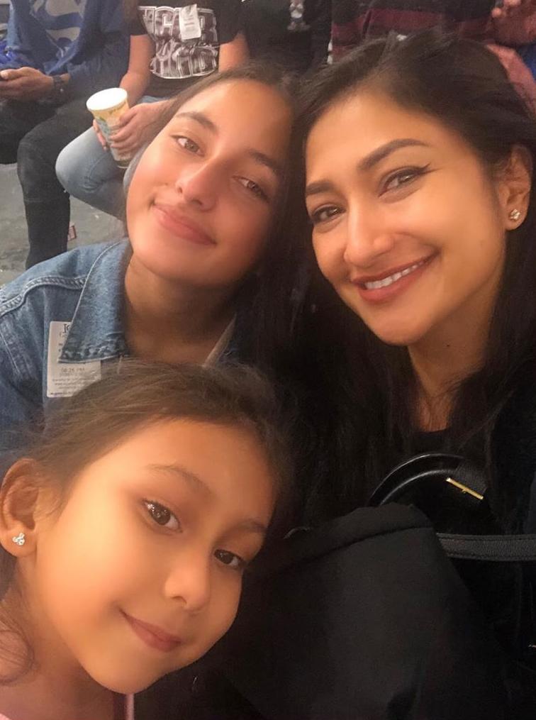 Momen kompak Rahma dan Camilla Instagram