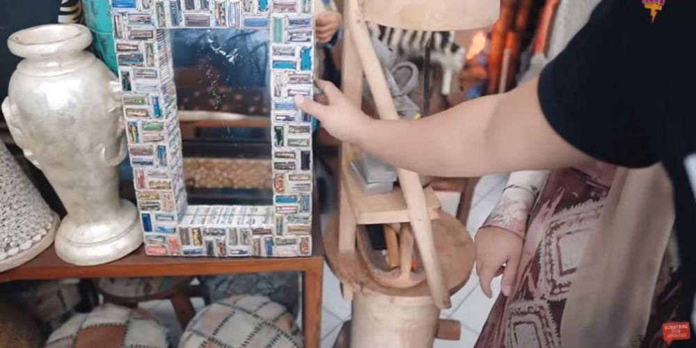 Momen liburan Irish Bella & Ammar Zoni ke Yogyakarta © 2020 YouTube/Aish TV