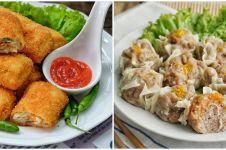 7 Resep camilan dari ayam yang enak, sederhana, dan mudah dibuat