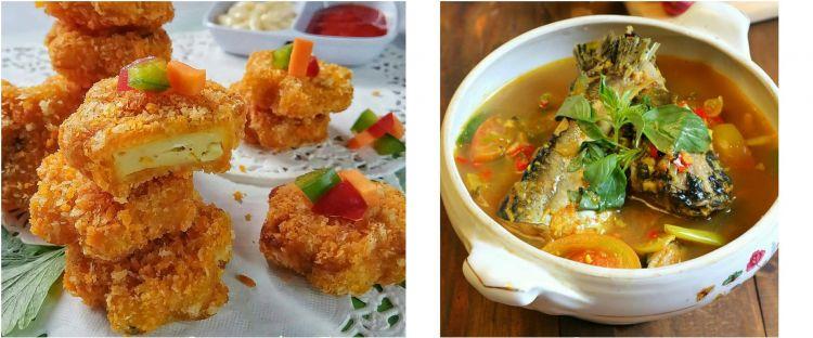 10 Resep olahan ikan patin, enak, lembut dan gurih