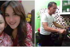 Ayahnya jago masak, ini 10 potret dapur di rumah Ayu Ting Ting