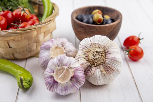 Manfaat bawang putih untuk kulit © 2020 brilio.net
