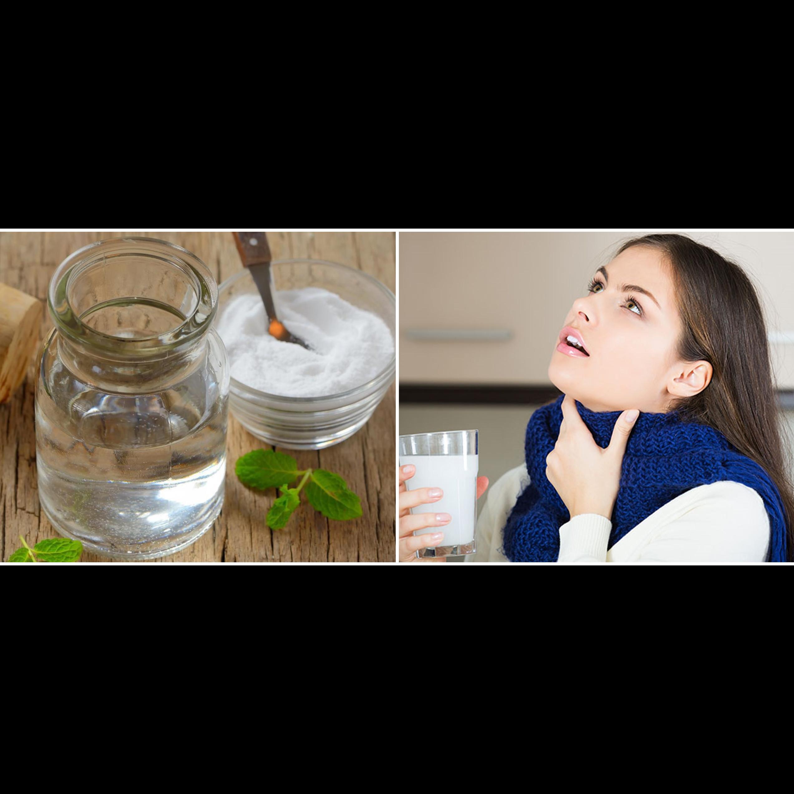 5 Manfaat berkumur dengan air garam, bisa mengatasi sinus