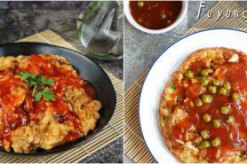 8 Resep Fuyunghai ala restoran, enak dan mudah dibuat