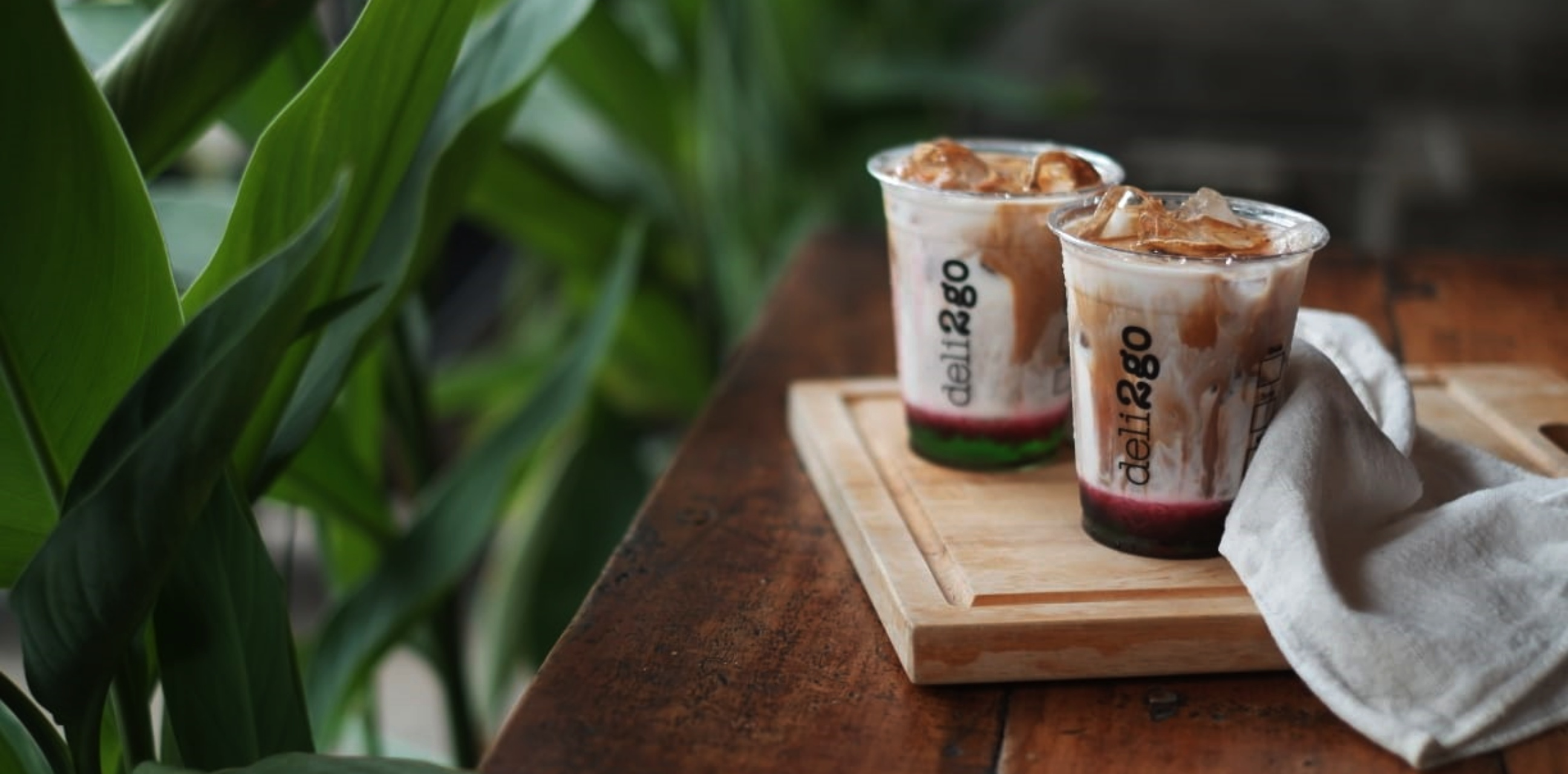 Sekarang kamu bisa menikmati kopi asli Indonesia di SPBU lho