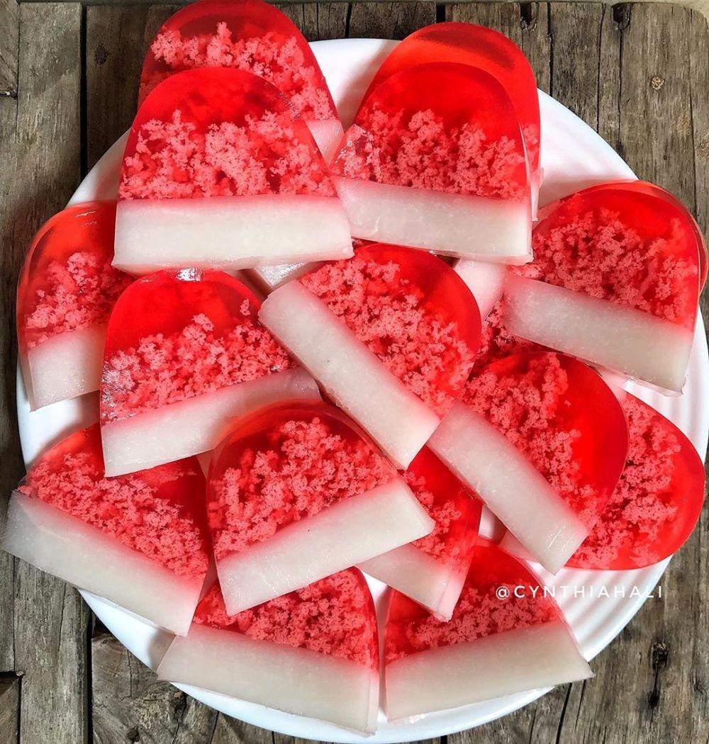 makanan merah-putih berbagai sumber