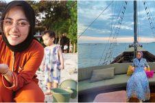 7 Momen Rachel Vennya liburan di Sumba, nginap di resort terbaik dunia